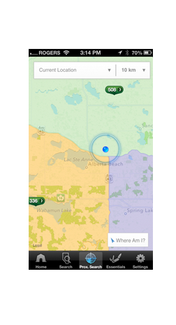 The #1 App for Hunting in Alberta